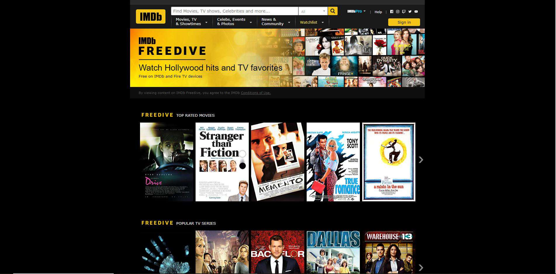 Amazon Freedive: What It Is and How to Watch