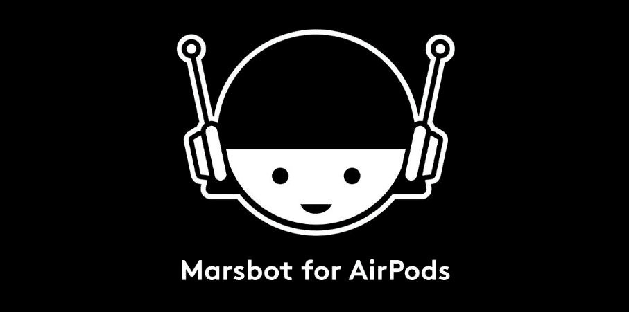 Foursquare's Marsbot Brings AR to Your AirPods