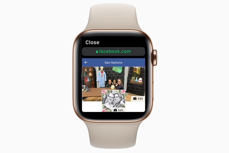 9c04a2863af How to Use Facebook on Apple Watch