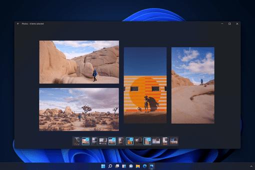 Windows 11 Multi-view