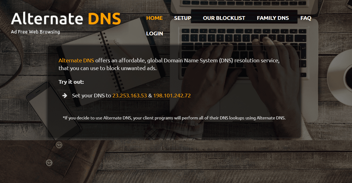 Free and Public DNS Server List (Valid August 2019)