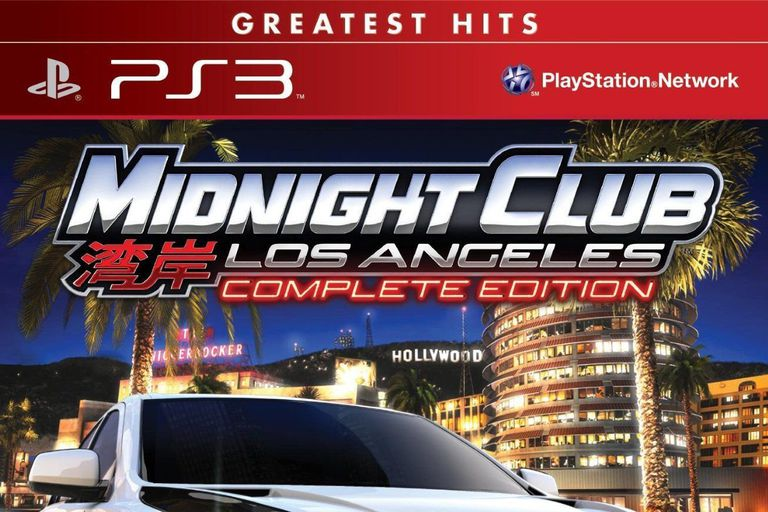 Midnight Club cover art