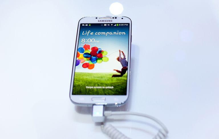 The Galaxy S IV