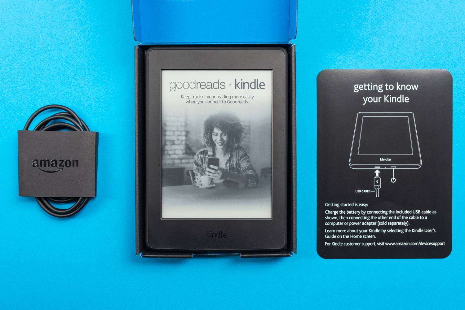 Amazon Kindle Paperwhite (7th Generation) Review