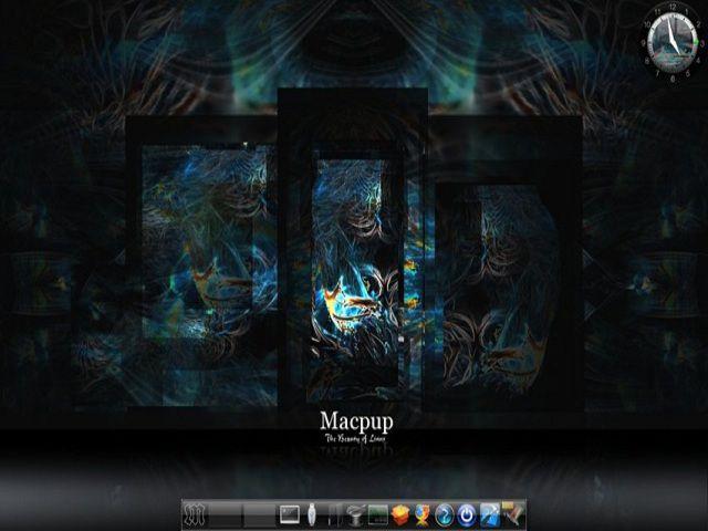 MacPUP screenshot