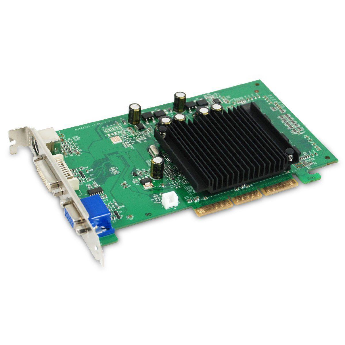 Geforce 6200 windows 10 driver