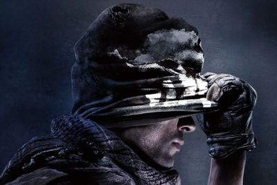 Call of Duty: Ghosts artwork