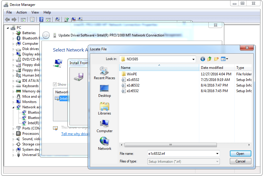 Step by Step Guide to Updating Drivers in Windows 7