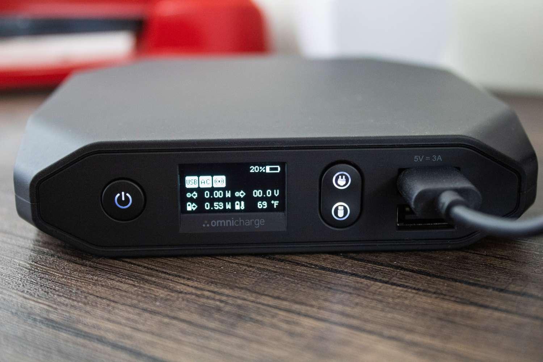 Omnicharge Omni 20 Portable Power Bank