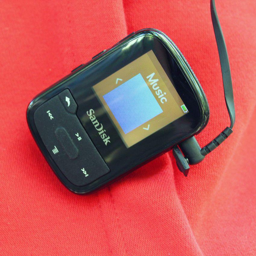 SanDisk Clip Sport Plus MP3