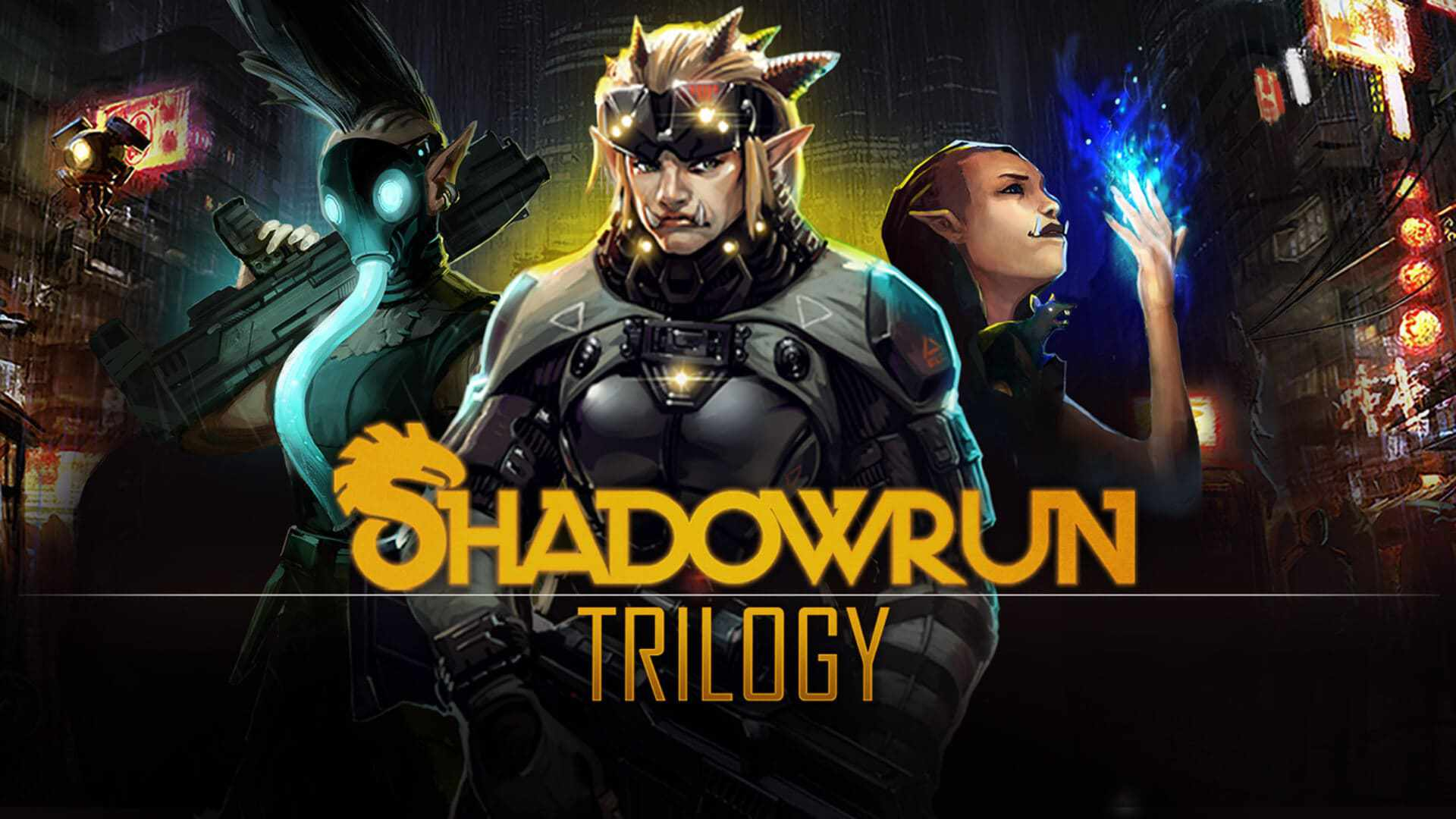 Shadowrun Trilogy