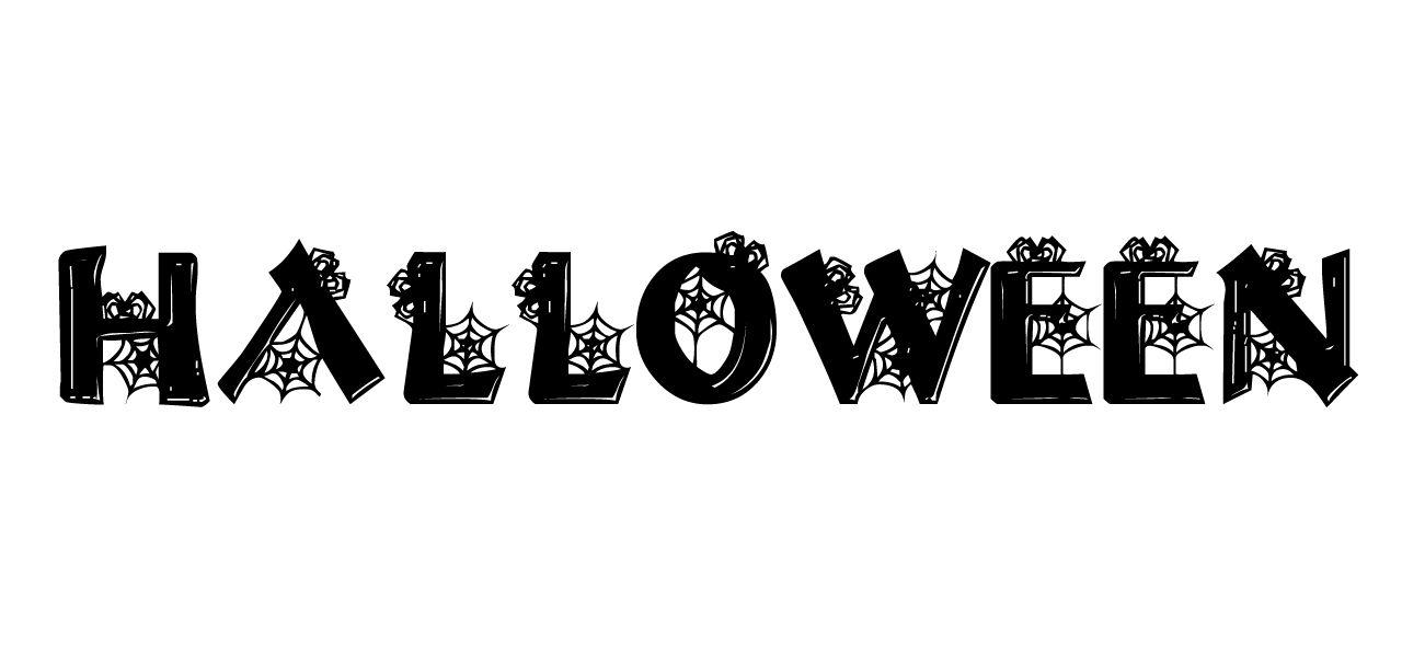 14 Free Halloween Fonts
