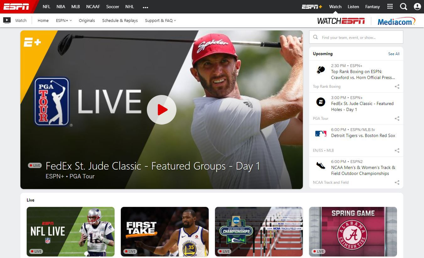 The 8 Best Free Sports Streaming Sites of 2019