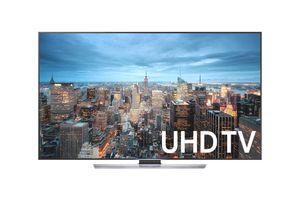 Samsung JU7100 Series 3D-enabled 4K Ultra HD TV