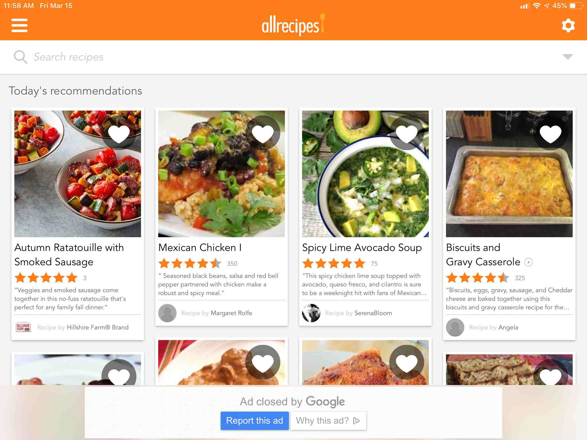 The 5 Best Delicious Cooking Apps for Dieters