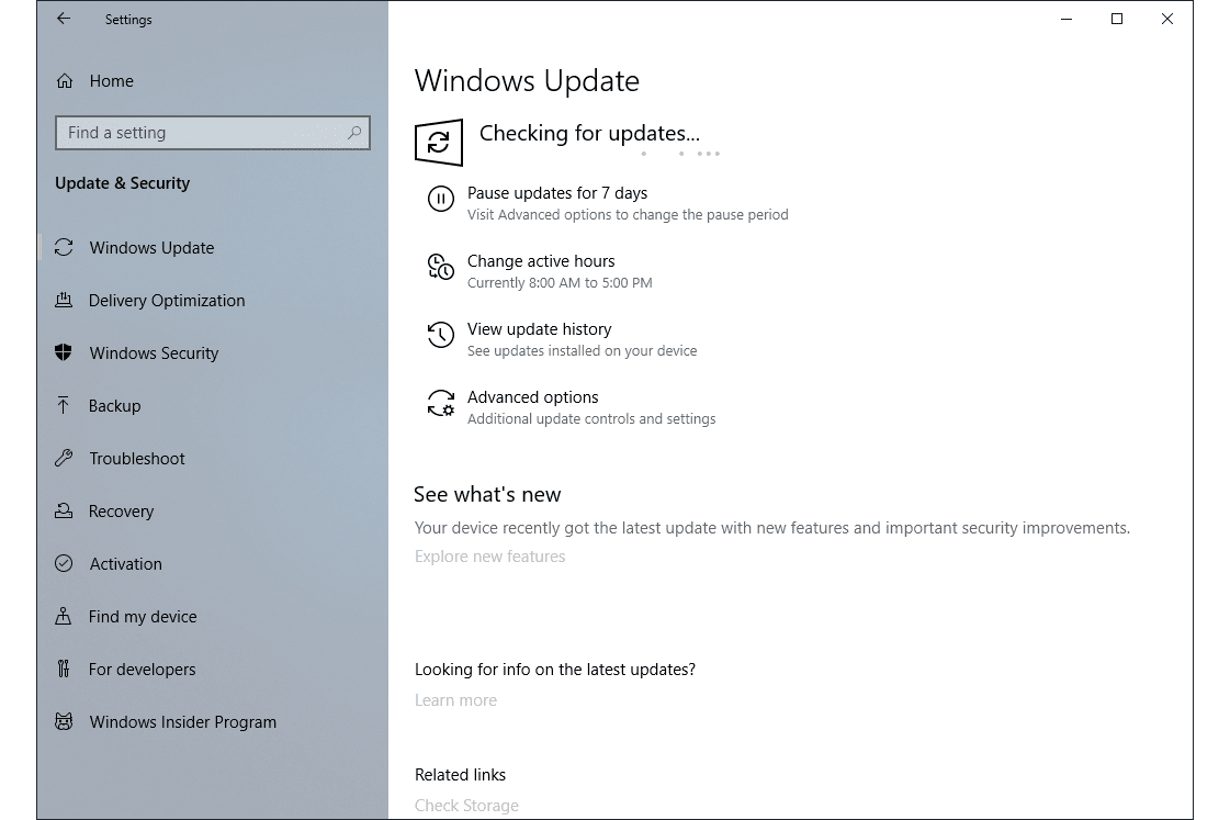 How to Check for and Install Windows Updates