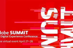 Adobe Summit 2021 logo
