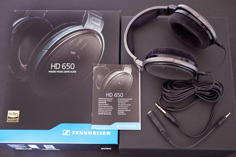 Sennheiser HD 650