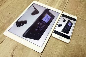 iPad Air 2 and iPhone 6