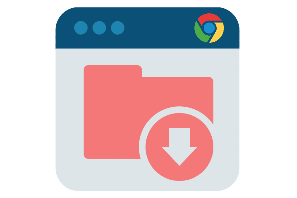Chrome downloading downloading files