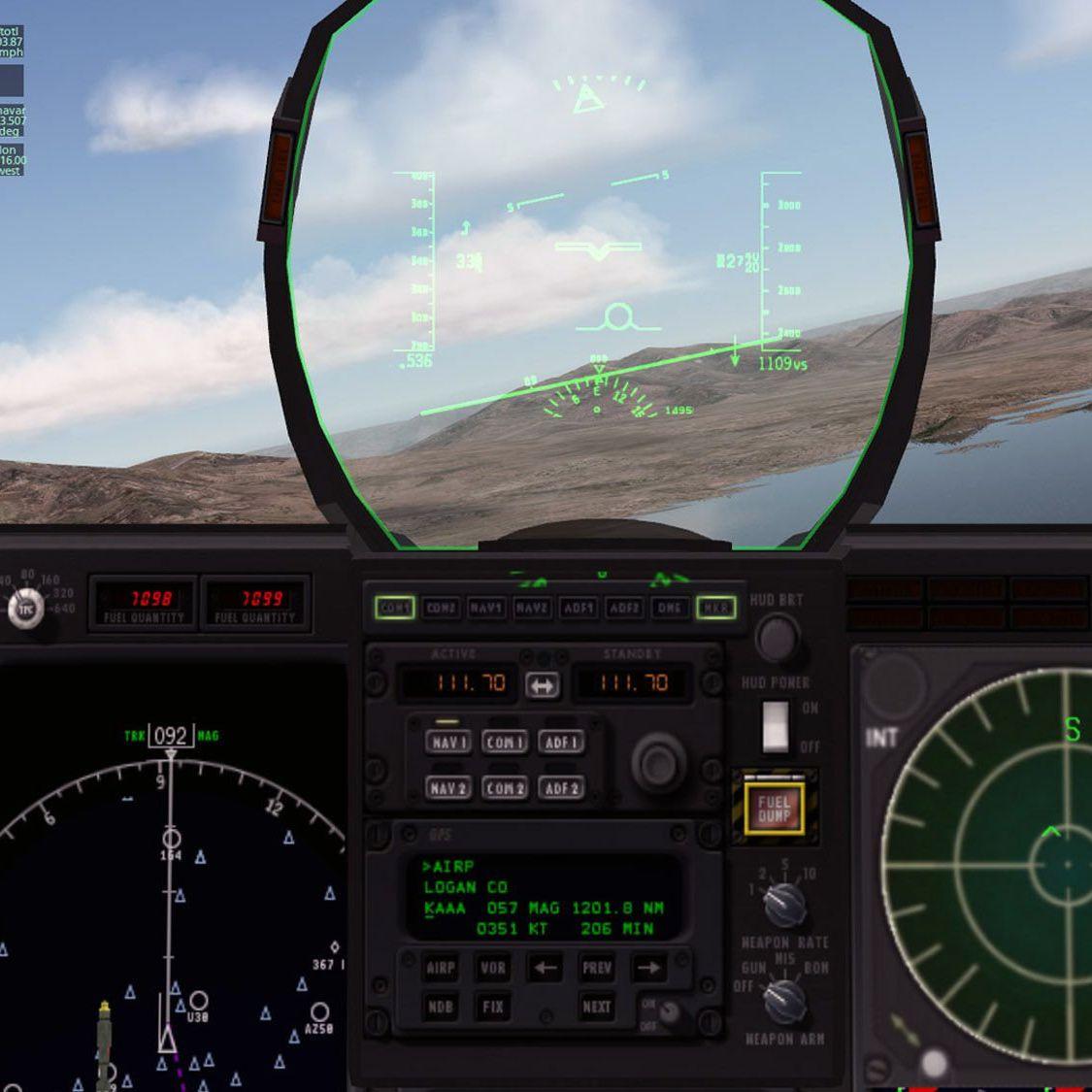 Popular Flight Simulators for Linux
