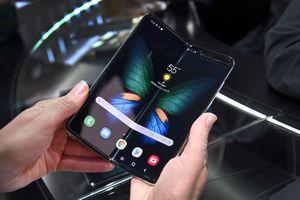 Galaxy Fold smartphone
