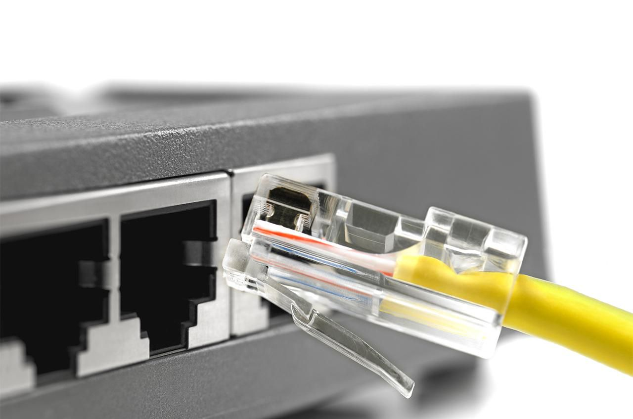 Uplink Ports In Computer Networking How To Install An Ethernet Jack
