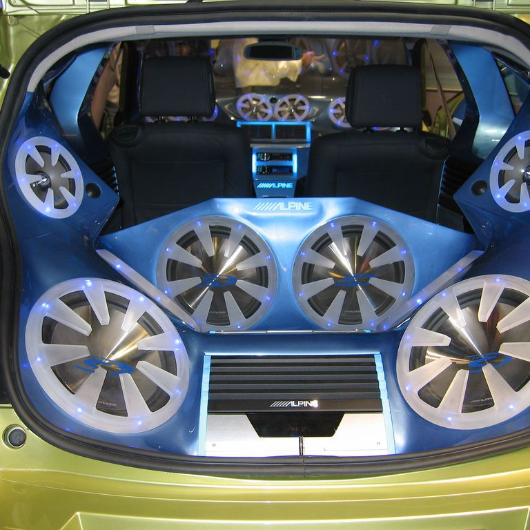 Car Audio Equipment for the Beginner