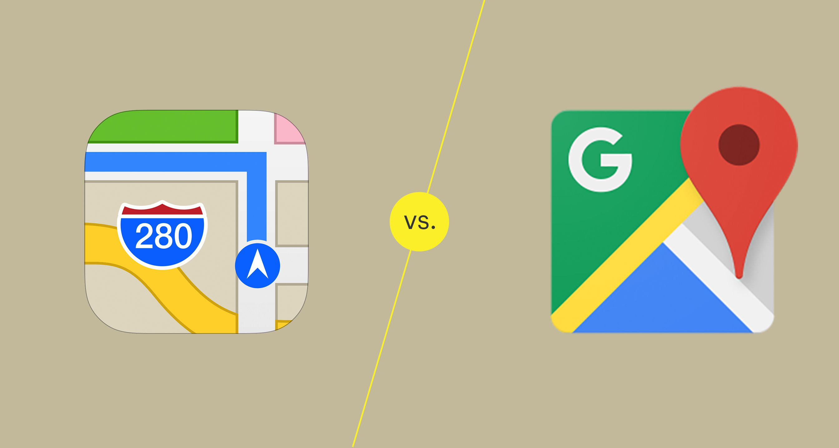 Apple Maps vs. Google Maps: What's the Difference?