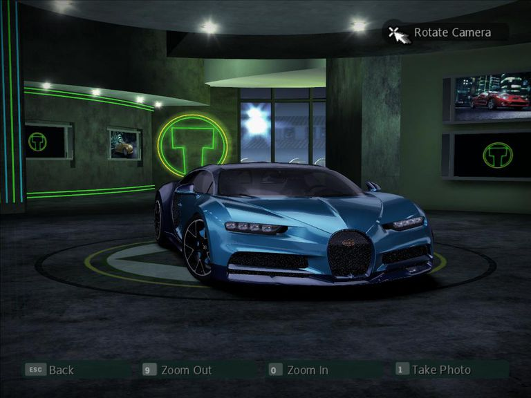 Need for Speed Carbon car