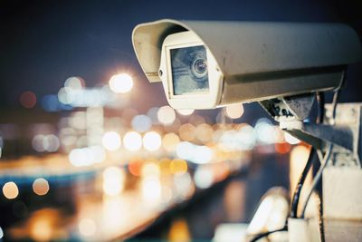 How to Secure Your IP Security Cameras