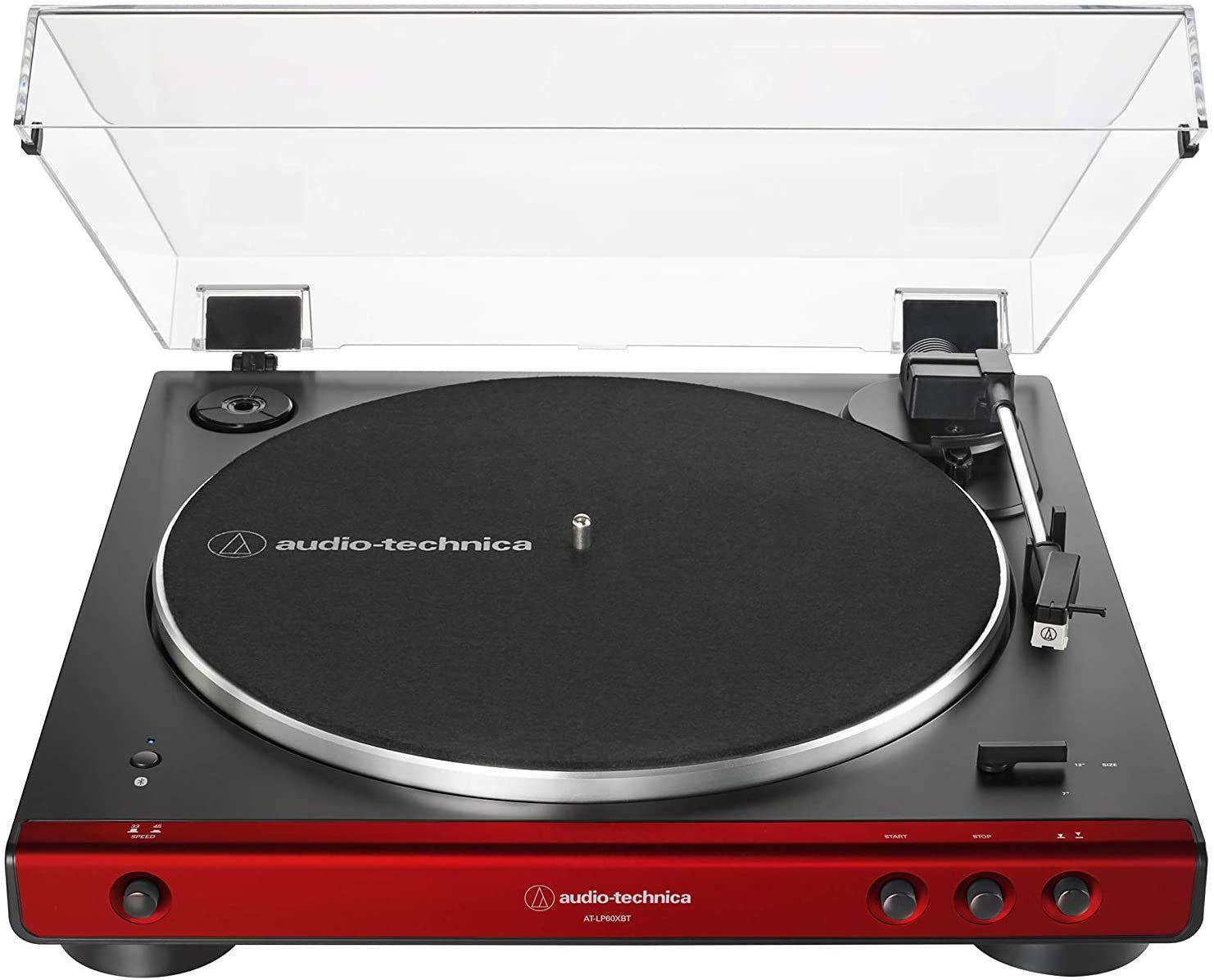Audio-Technica AT-LP60XBT-RD