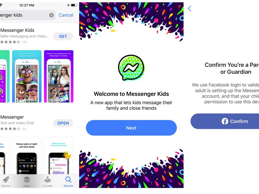 Facebook For Kids What Messenger Kids Is And How To Use It