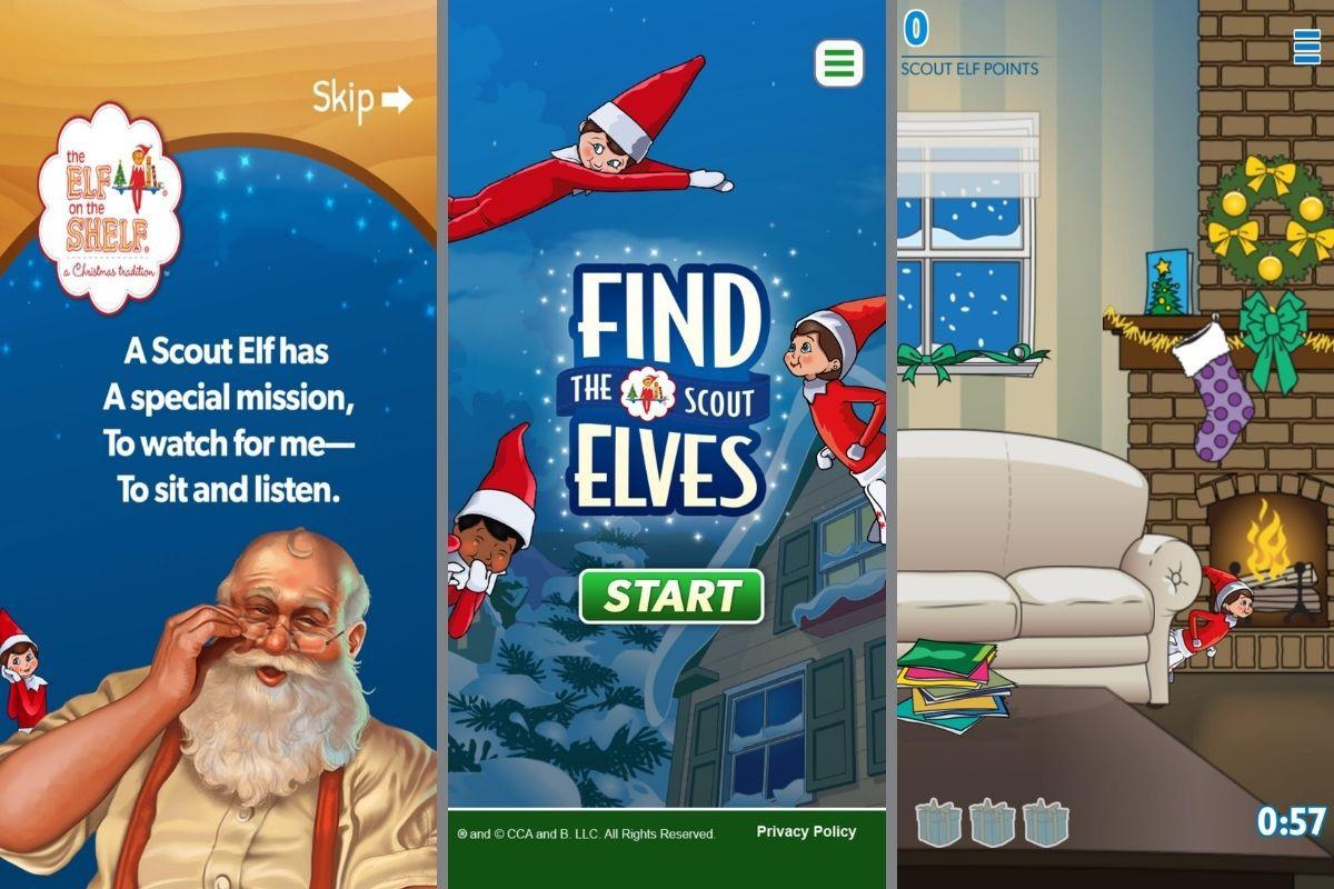Find the Scout Elves app