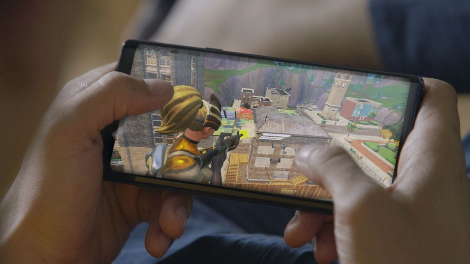 Is The Samsung S9 Promotion For Fortnite Still On Gaming With The Samsung Galaxy Note 9