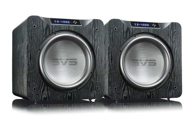 SVS SV-4000 Dual Subwoofer Option