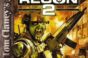 The cover art for Ghost Recon 2.