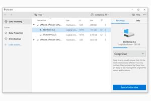 Disk Drill v4.0 in Windows 10