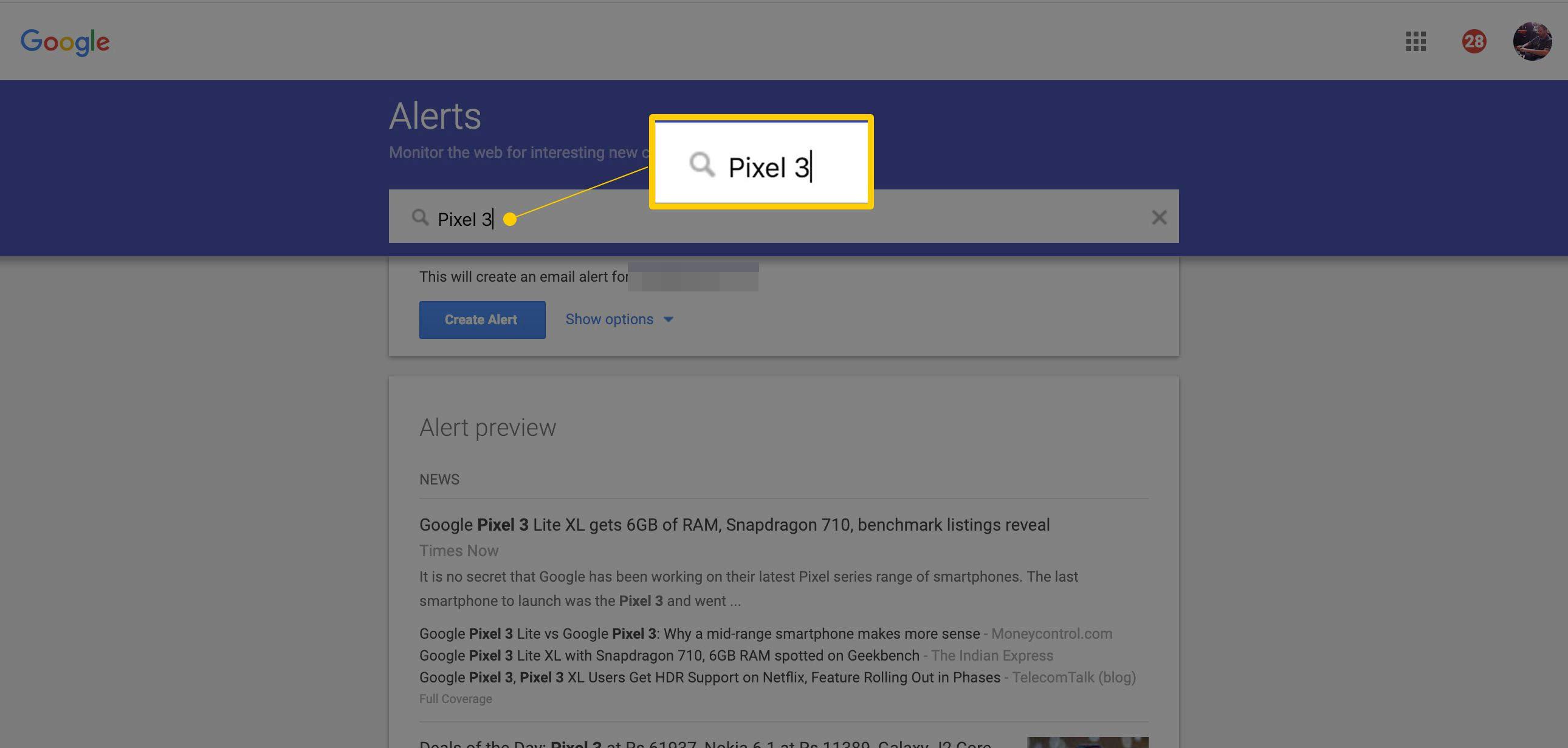 Google Alerts: What They Are & How to Make One