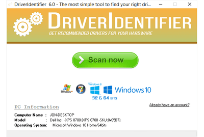 DriverIdentifier v6