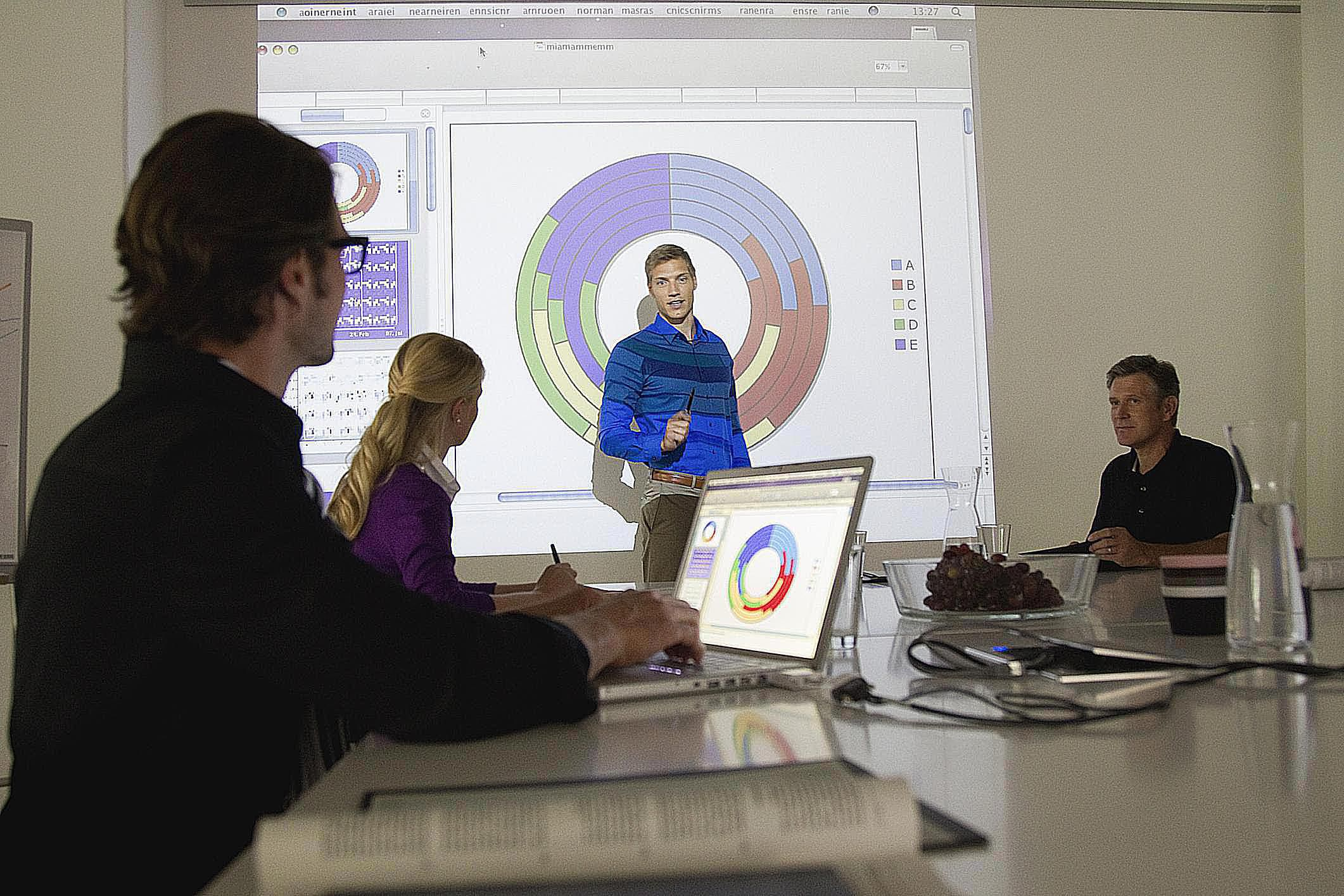 A Few Rules for Better PowerPoint Presentations