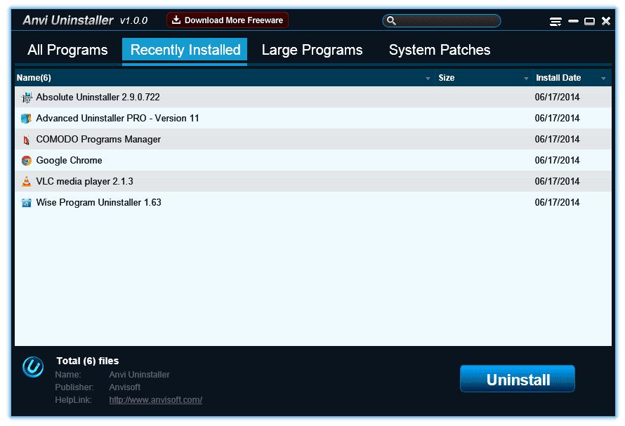 17 Best Free Uninstaller Programs February 2021