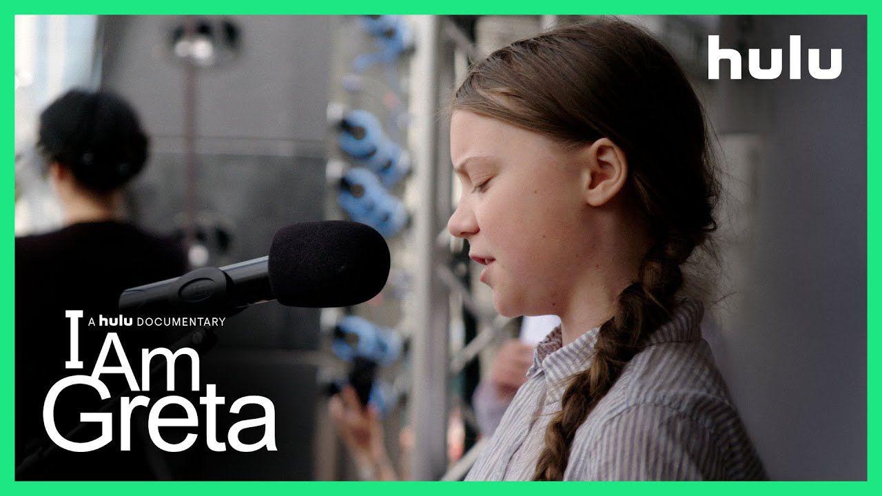 Greta Thunberg in I Am Greta
