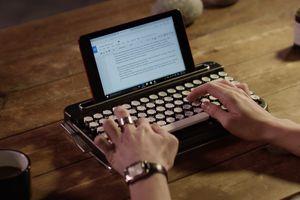 The Penna retro keyboard