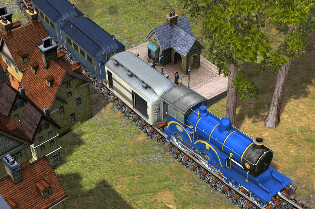free train simulator games for pc