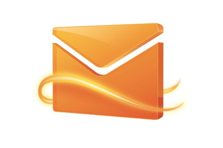 The Hotmail logo