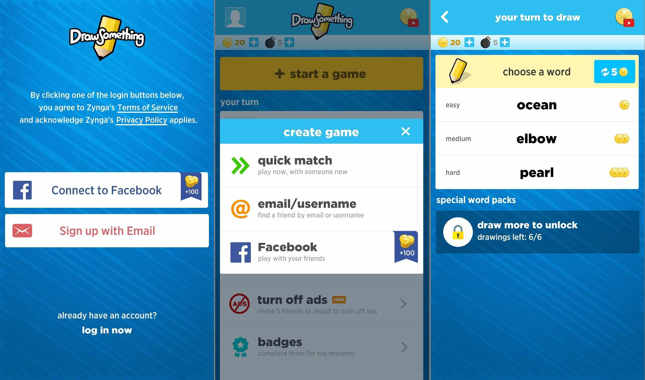 How to play Draw Something for Android