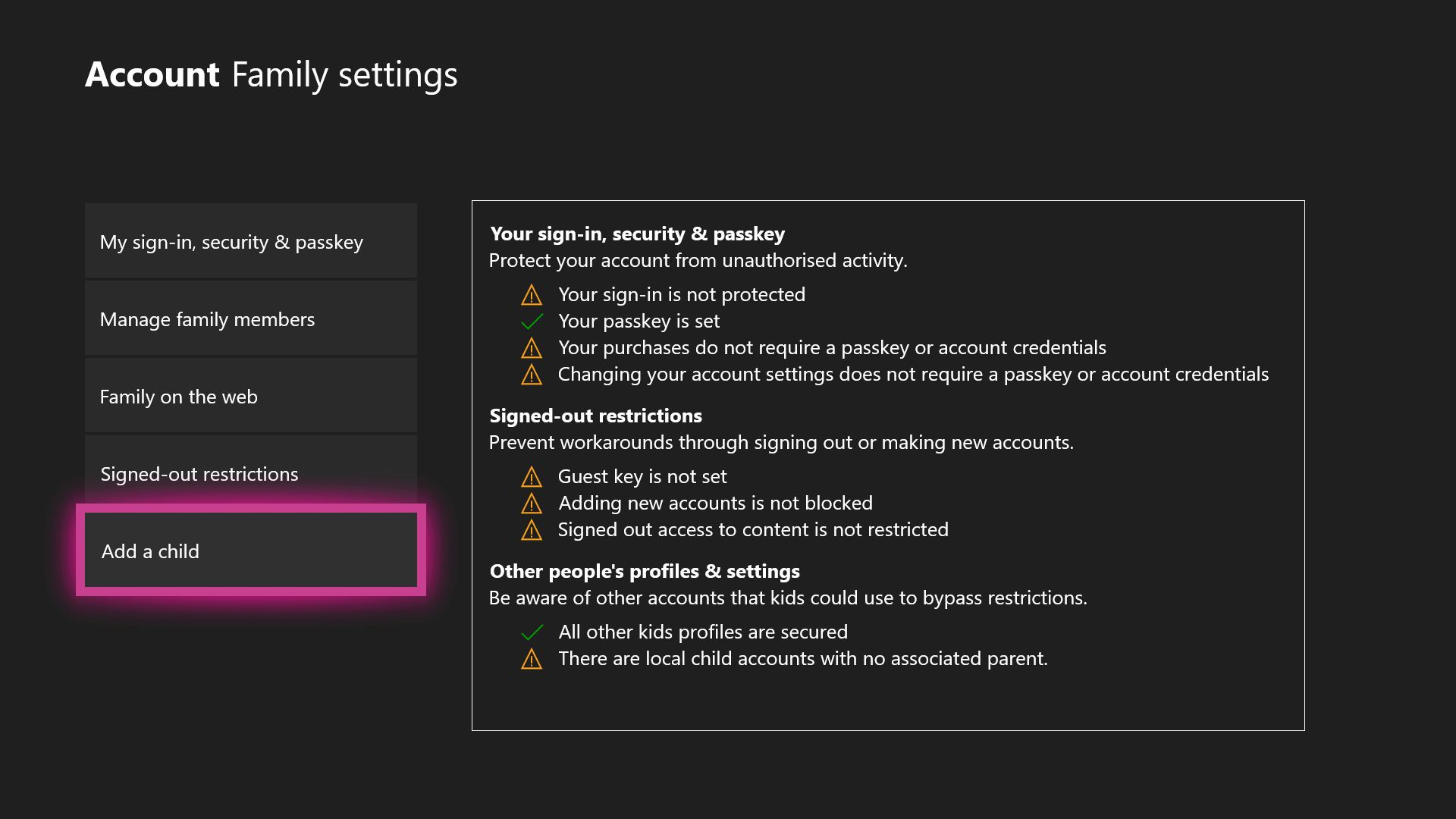 How To Use Xbox One Parental Controls
