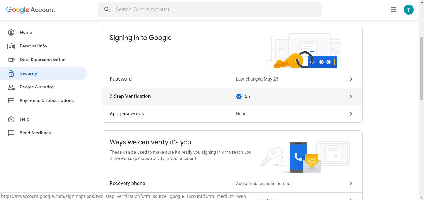 How to Secure Your Gmail With Two-Step Authentication
