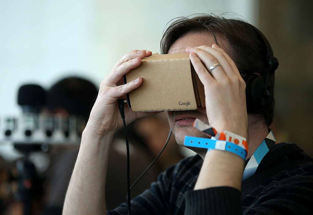 Why Google Cardboard is Important to VR's Future
